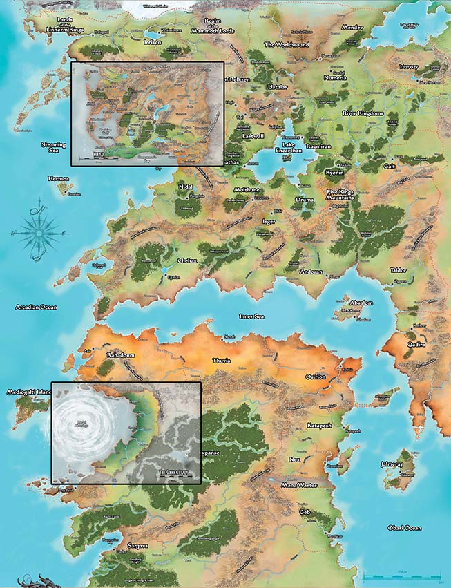 Dungeonetics Paizo Map Scale Issues